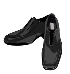 fashion_08休闲鞋矢量图