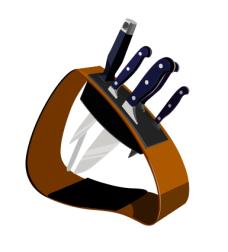 life_06刀具矢量图