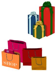 shopping_02商品礼品矢量图