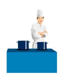 category_01厨师矢量图