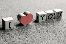 我爱你方块字