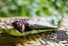 墨江紫米粽子