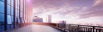 城市都市梦幻城市背景模板PSD分层