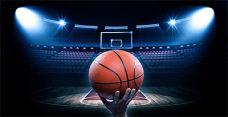 创意篮球广告设计