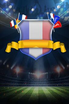 2018创意世界杯海报