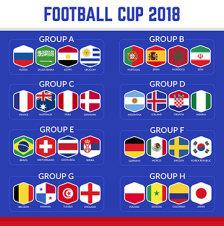 2018世界杯参赛国国旗